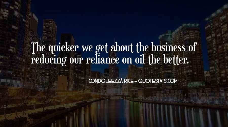 Condoleezza Rice Quotes #677600
