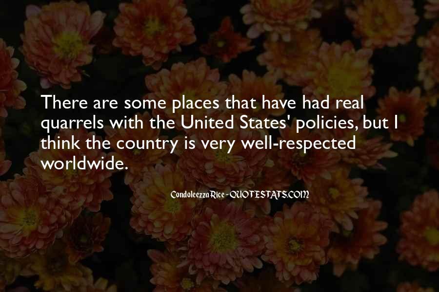 Condoleezza Rice Quotes #811348