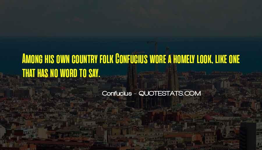 Confucius Quotes #25381