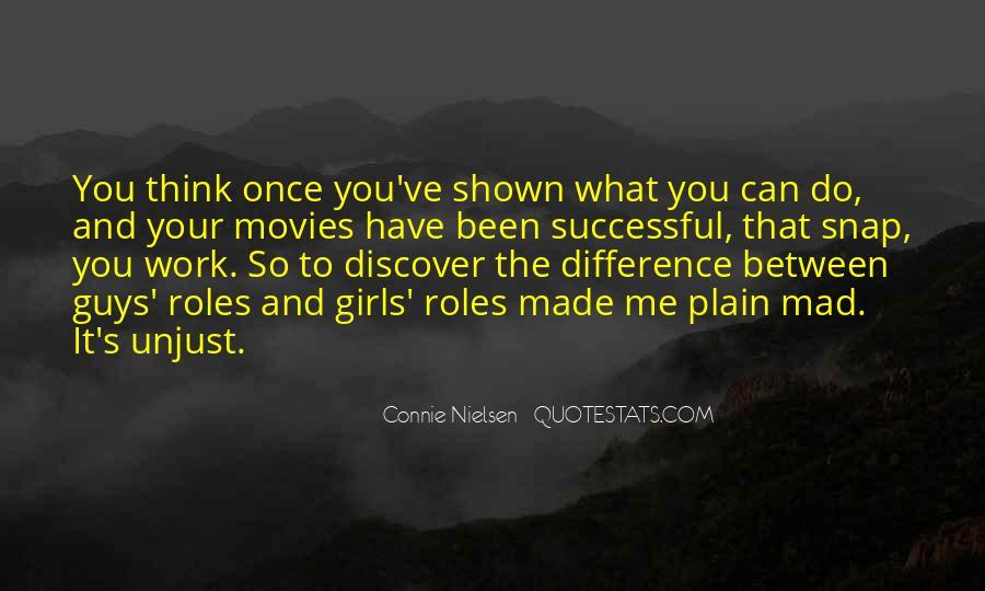 Connie Nielsen Quotes #143458