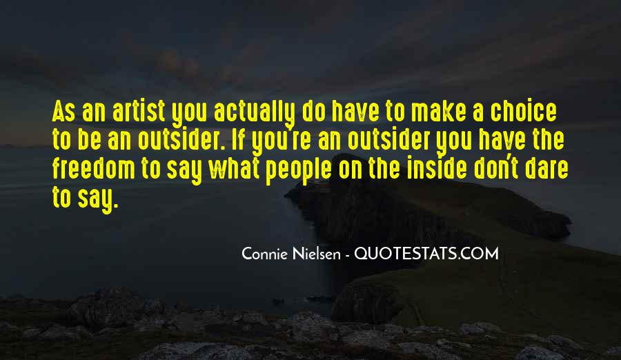 Connie Nielsen Quotes #1644812