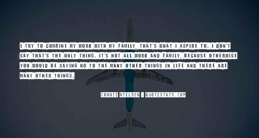 Connie Nielsen Quotes #393975