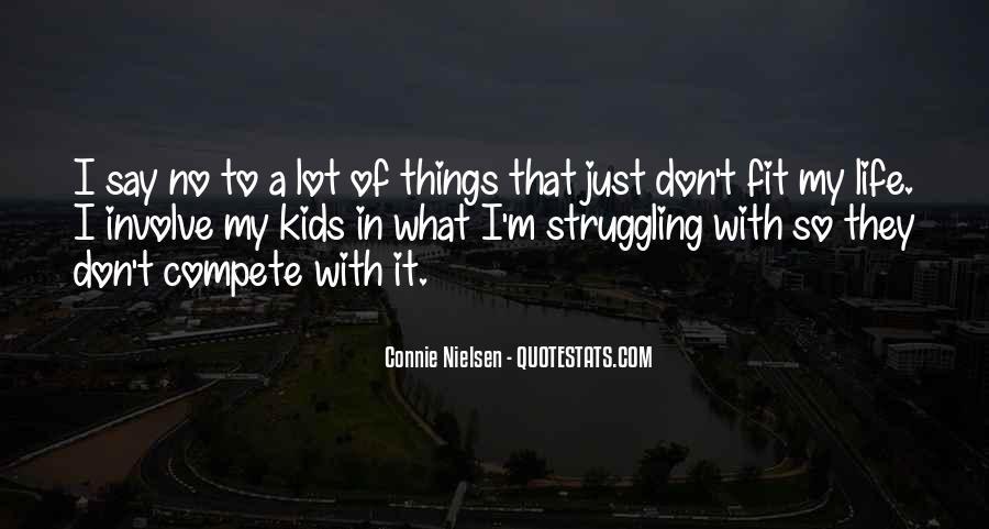 Connie Nielsen Quotes #599309