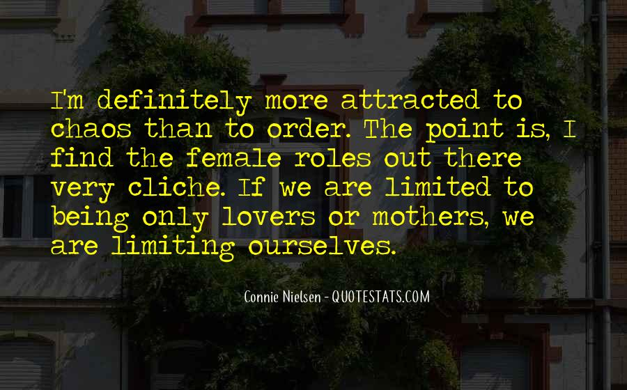 Connie Nielsen Quotes #707052