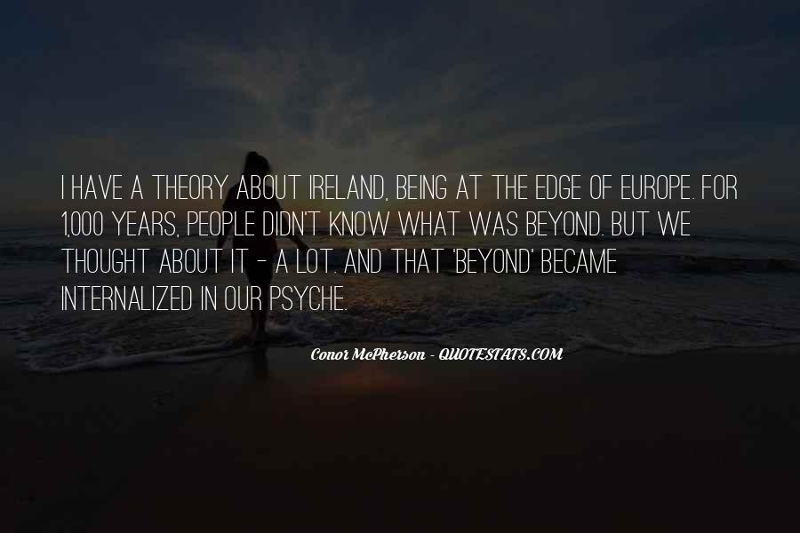 Conor McPherson Quotes #1272807