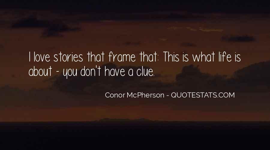 Conor McPherson Quotes #1732531