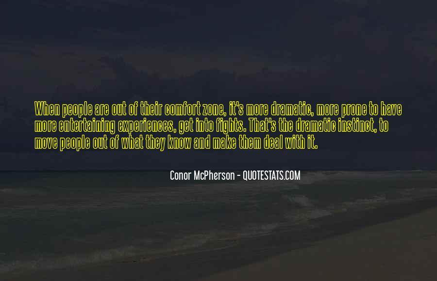 Conor McPherson Quotes #1749004