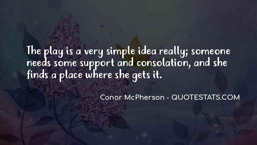Conor McPherson Quotes #1767705