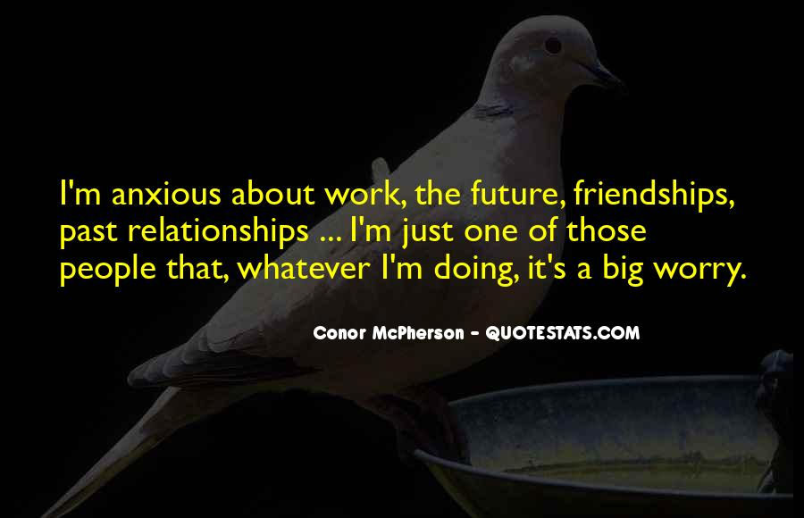 Conor McPherson Quotes #208330