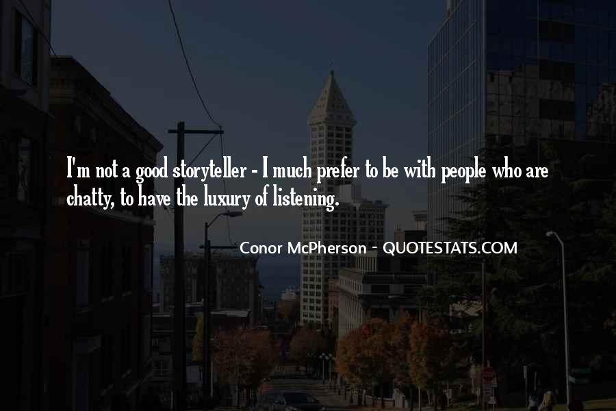 Conor McPherson Quotes #342549