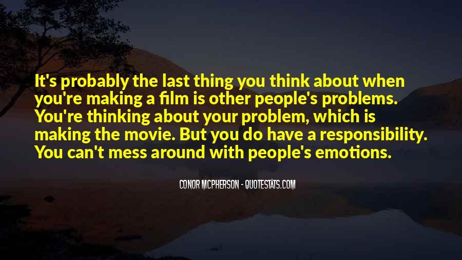 Conor McPherson Quotes #545736