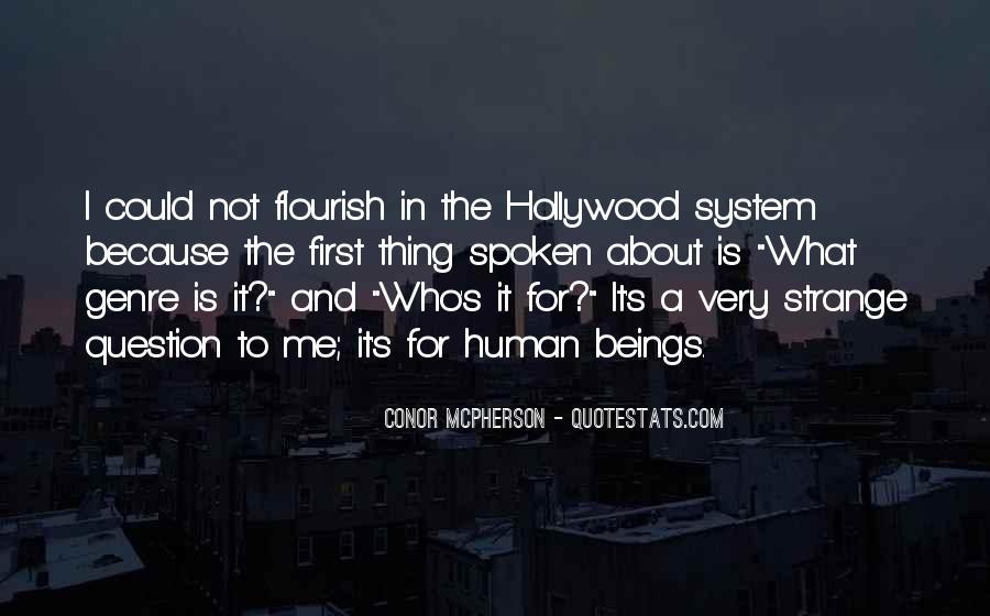 Conor McPherson Quotes #798493