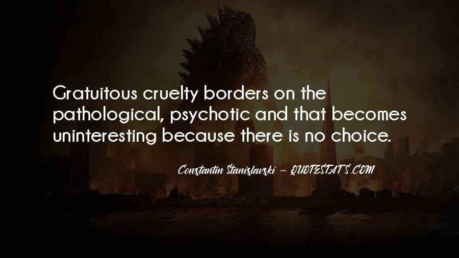 Constantin Stanislavski Quotes #1169039