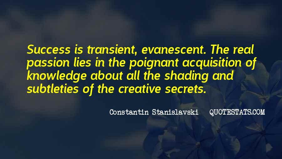 Constantin Stanislavski Quotes #1354452