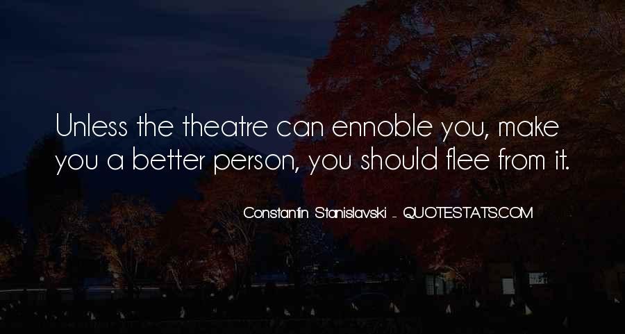 Constantin Stanislavski Quotes #1527629