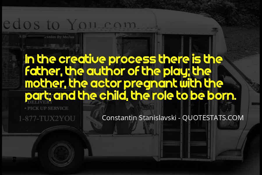 Constantin Stanislavski Quotes #305090