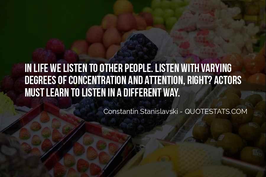 Constantin Stanislavski Quotes #353091