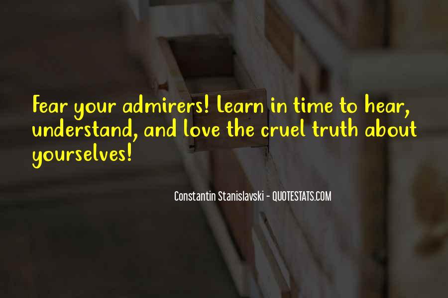 Constantin Stanislavski Quotes #410246