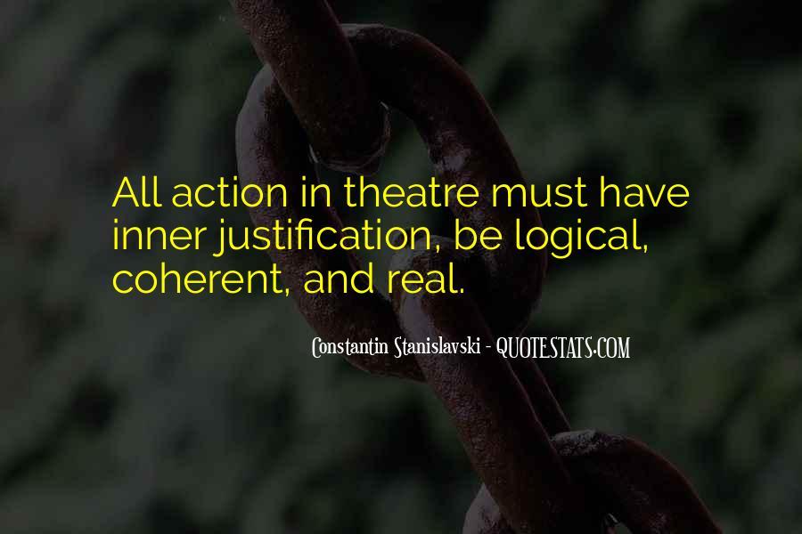 Constantin Stanislavski Quotes #550066
