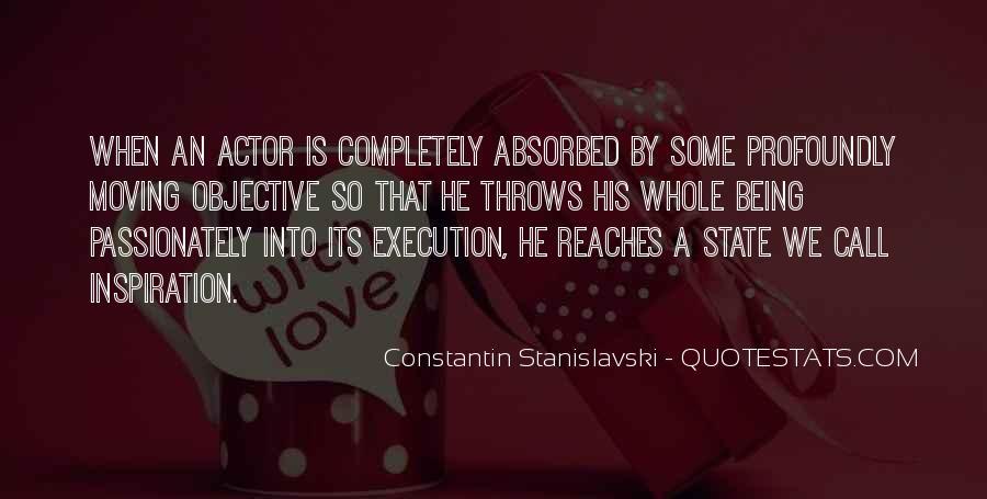 Constantin Stanislavski Quotes #736291