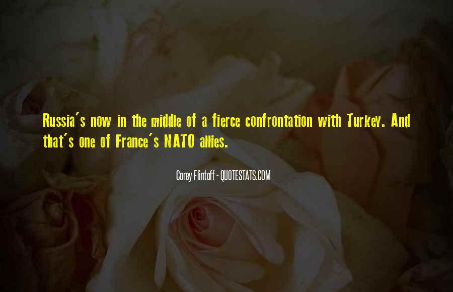 Corey Flintoff Quotes #40225