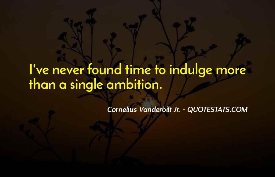 Cornelius Vanderbilt Jr. Quotes #1437135