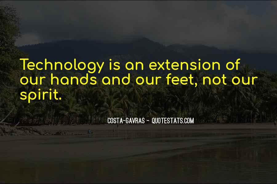Costa-Gavras Quotes #135242
