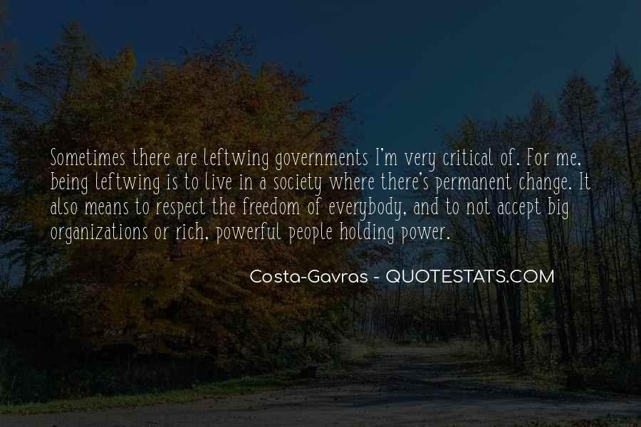 Costa-Gavras Quotes #1358577