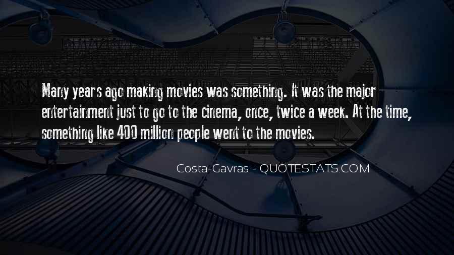 Costa-Gavras Quotes #1675633