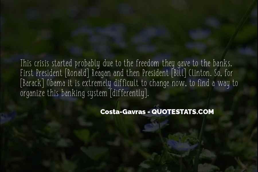 Costa-Gavras Quotes #1718337