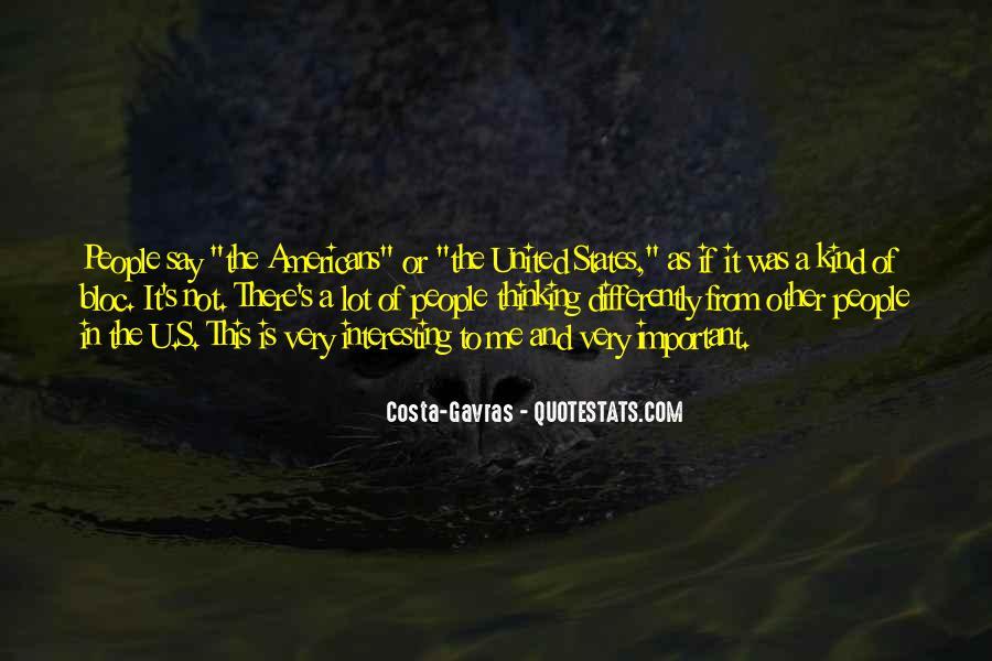 Costa-Gavras Quotes #1763040