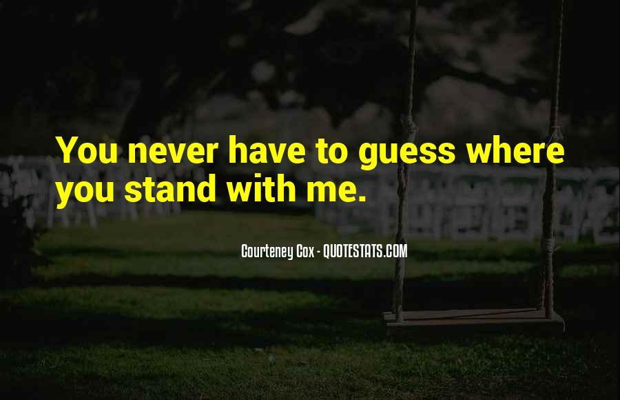 Courteney Cox Quotes #1085449