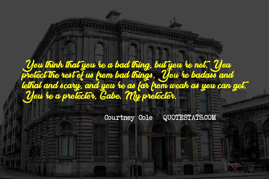 Courtney Cole Quotes #1007114