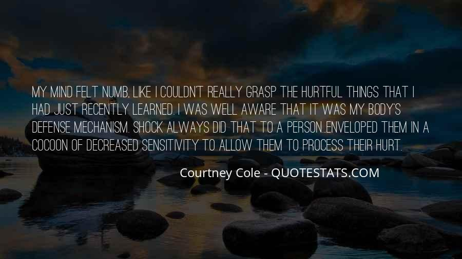 Courtney Cole Quotes #1009401