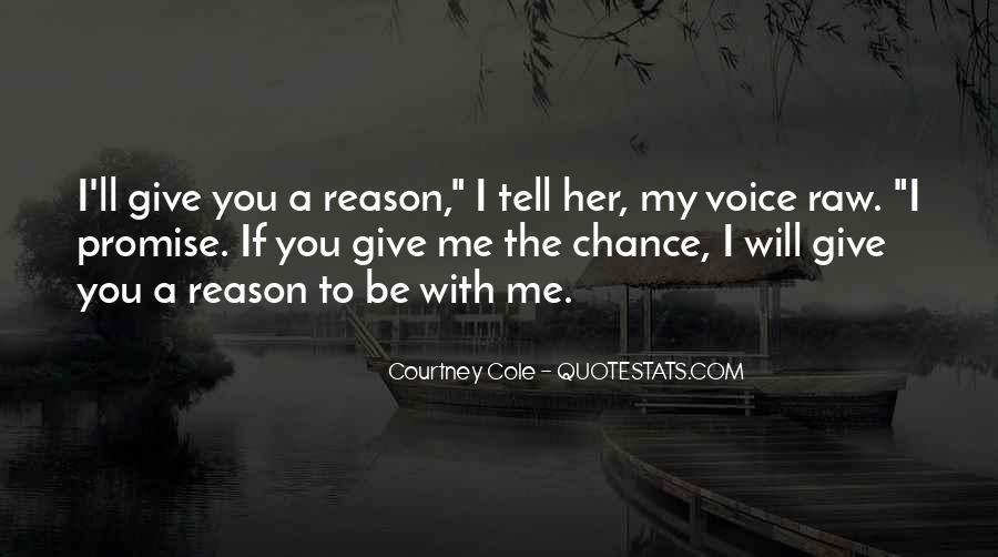 Courtney Cole Quotes #1150371