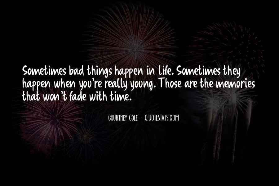 Courtney Cole Quotes #1544703