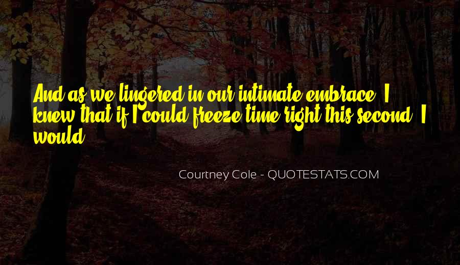 Courtney Cole Quotes #1600394