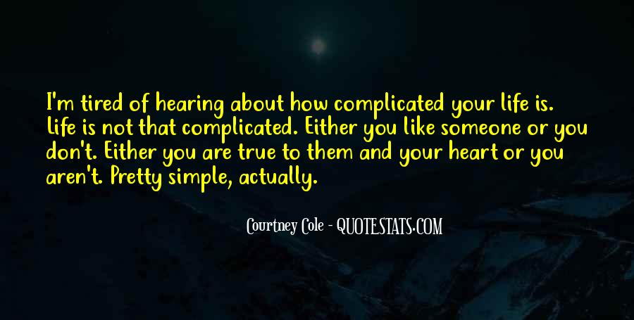 Courtney Cole Quotes #1823822