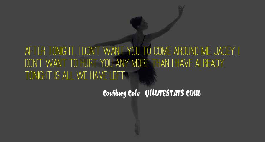 Courtney Cole Quotes #215246