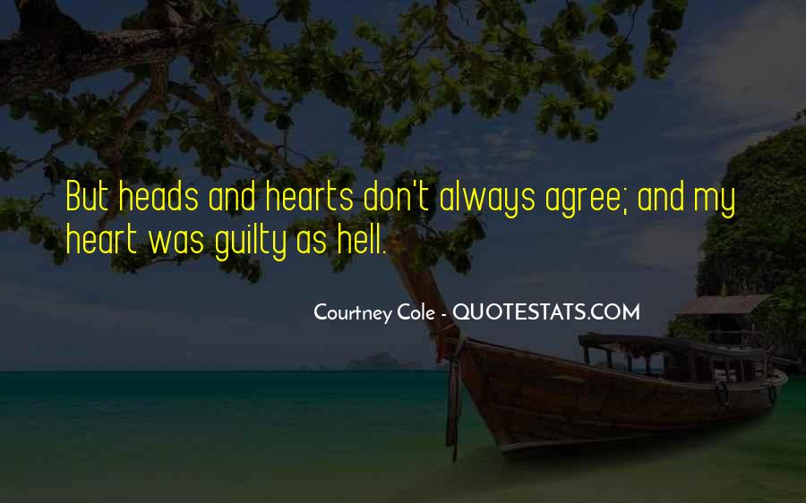 Courtney Cole Quotes #259540
