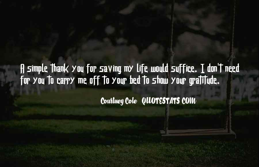 Courtney Cole Quotes #301219