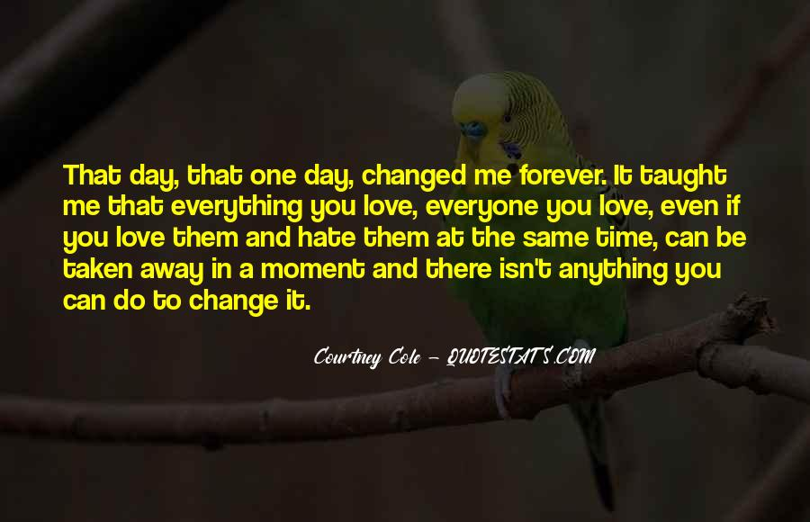 Courtney Cole Quotes #348790