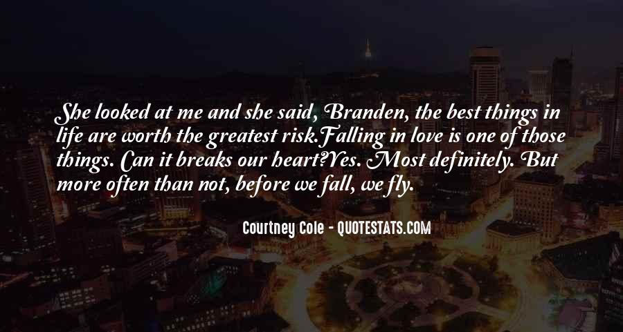 Courtney Cole Quotes #432991