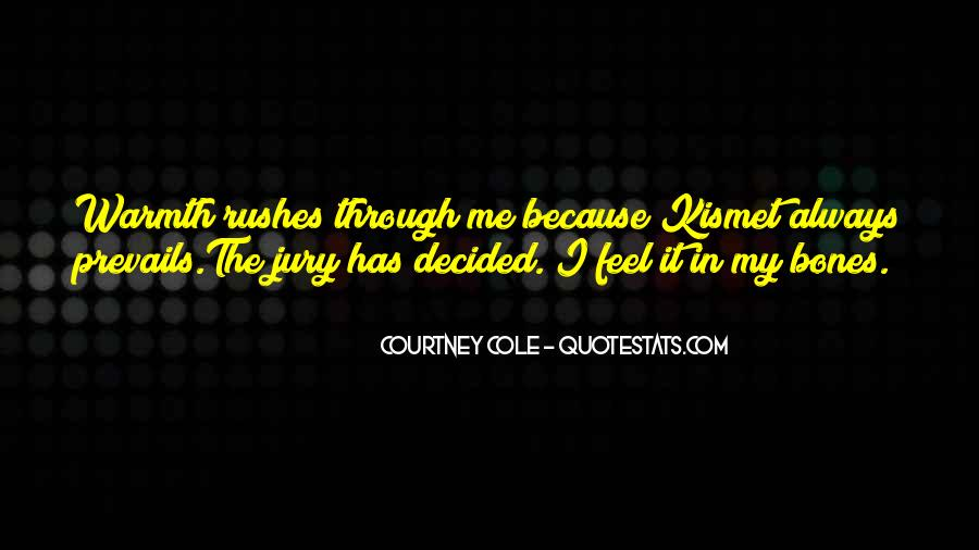 Courtney Cole Quotes #68828