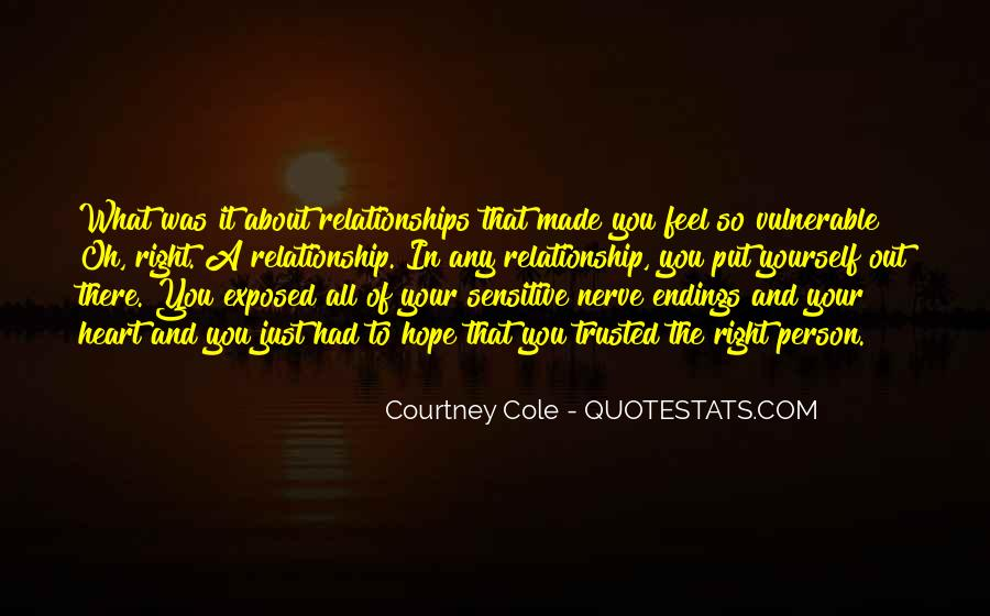 Courtney Cole Quotes #997816