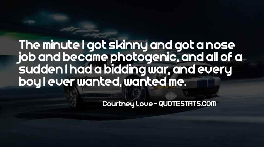 Courtney Love Quotes #1299391