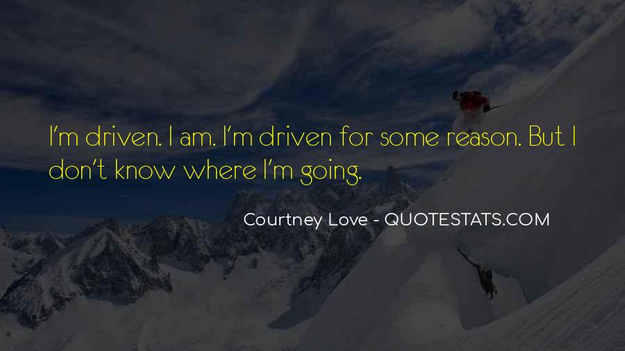 Courtney Love Quotes #14076