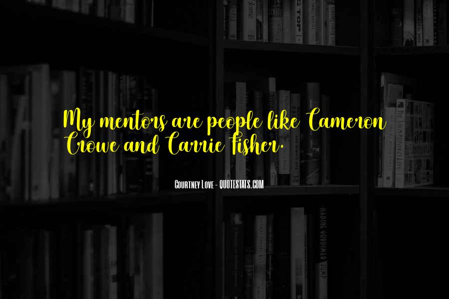 Courtney Love Quotes #952980