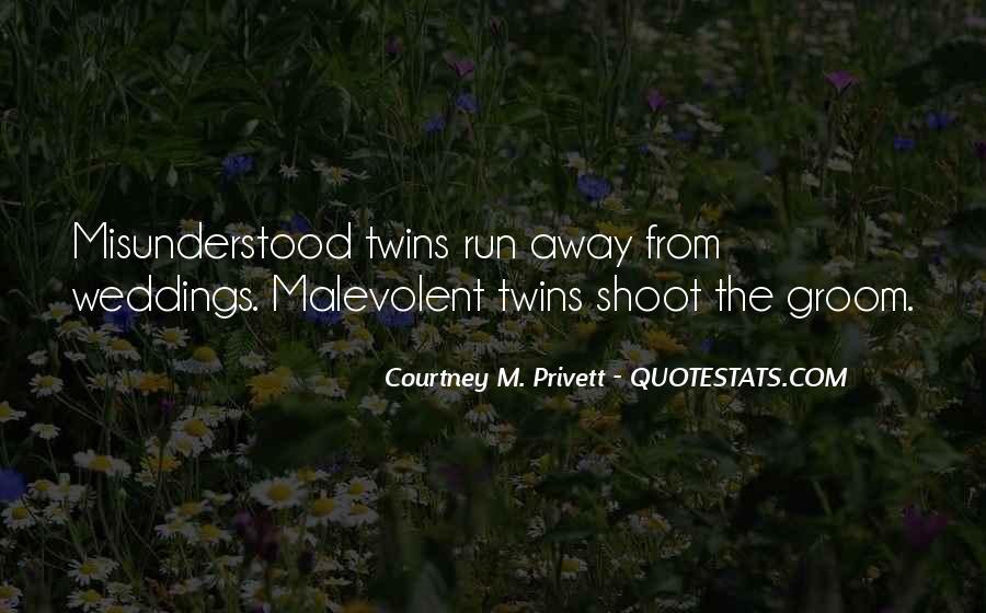Courtney M. Privett Quotes #1034819