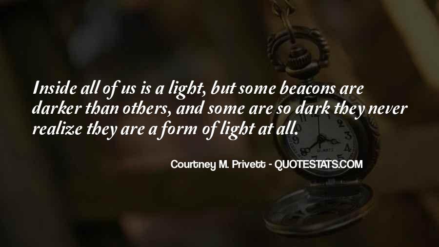 Courtney M. Privett Quotes #1780673